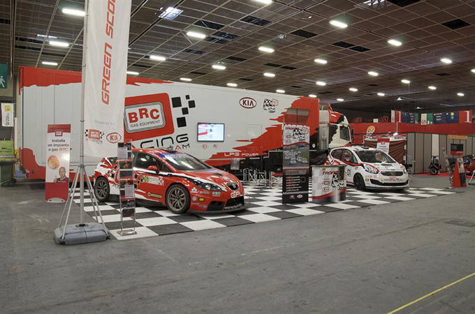 BRC Gas Equipment: rinnovata la partnership con Automotoretrò