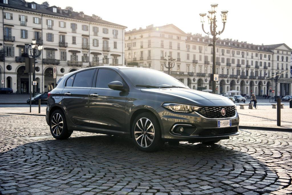 Fiat Tipo: novità di allestimenti e di motori per l'intera gamma