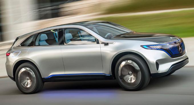 Mercedes espanderà la produzione con compatte e crossover elettrici