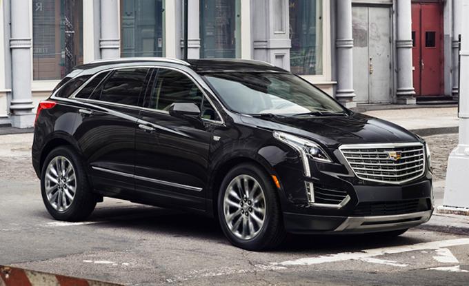 Cadillac XT3: il nuovo crossover compatto sarà sul mercato nel 2018