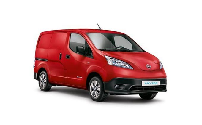 Nissan e-NV200: Europa e Italia al primo posto nelle vendite 2016