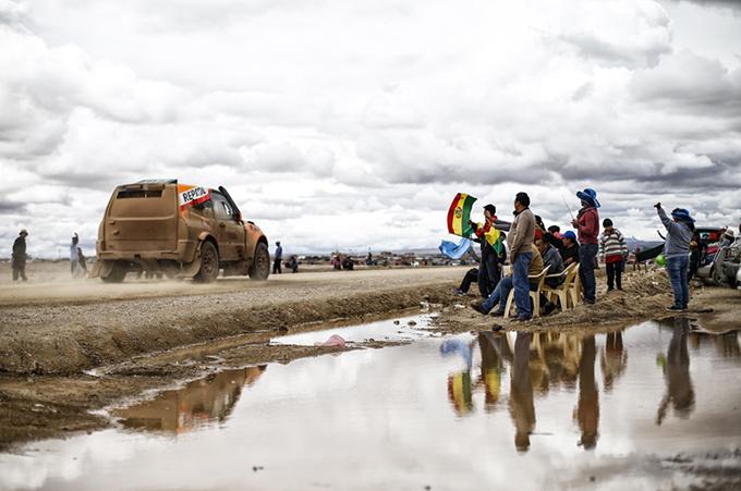 Dakar: il maltempo cancella la sesta tappa da Oruro a La Paz