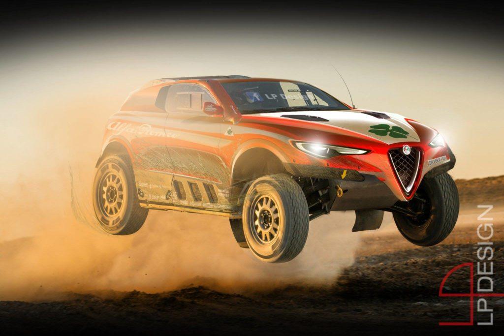 Alfa Romeo Stelvio 2016 Pagina 48