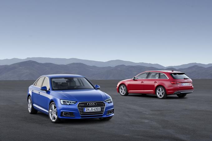 Audi, vendite record nel 2016: quasi 1,9 milioni di unità