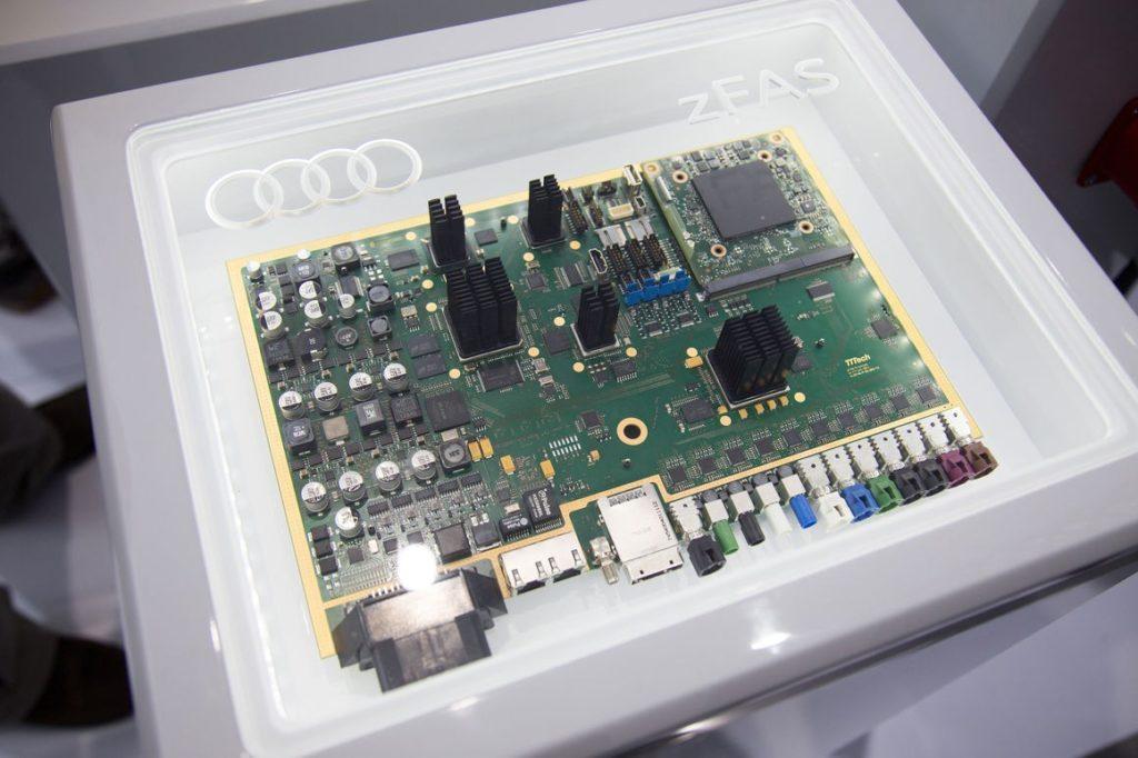 Audi a braccetto con Nvidia e Mobileye verso la guida pilotata grazie all'intelligenza artificiale