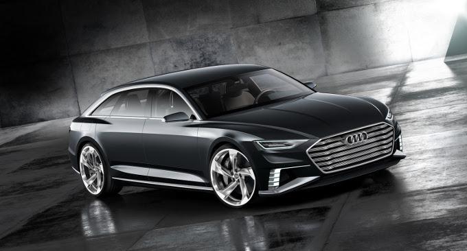 La prossima Audi A6 assomiglierà alla Prologue Concept