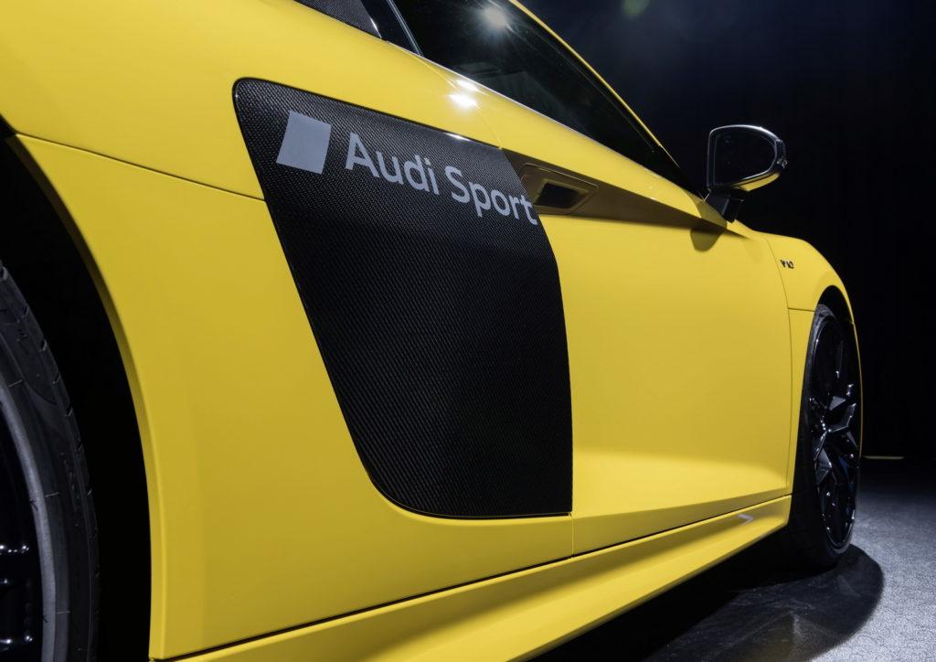 Audi Exclusive lancia una nuova speciale verniciatura per personalizzare la R8 [FOTO]