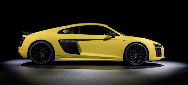 Audi R8 - Verniciatura speciale Audi Exclusive (2)