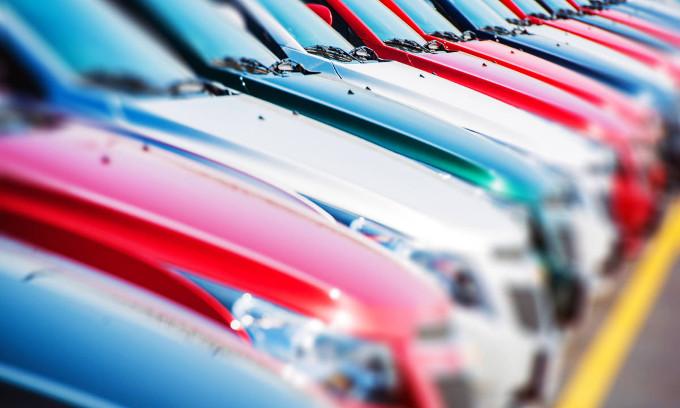 Mercato Auto in Italia: +16,2% rispetto al 2015