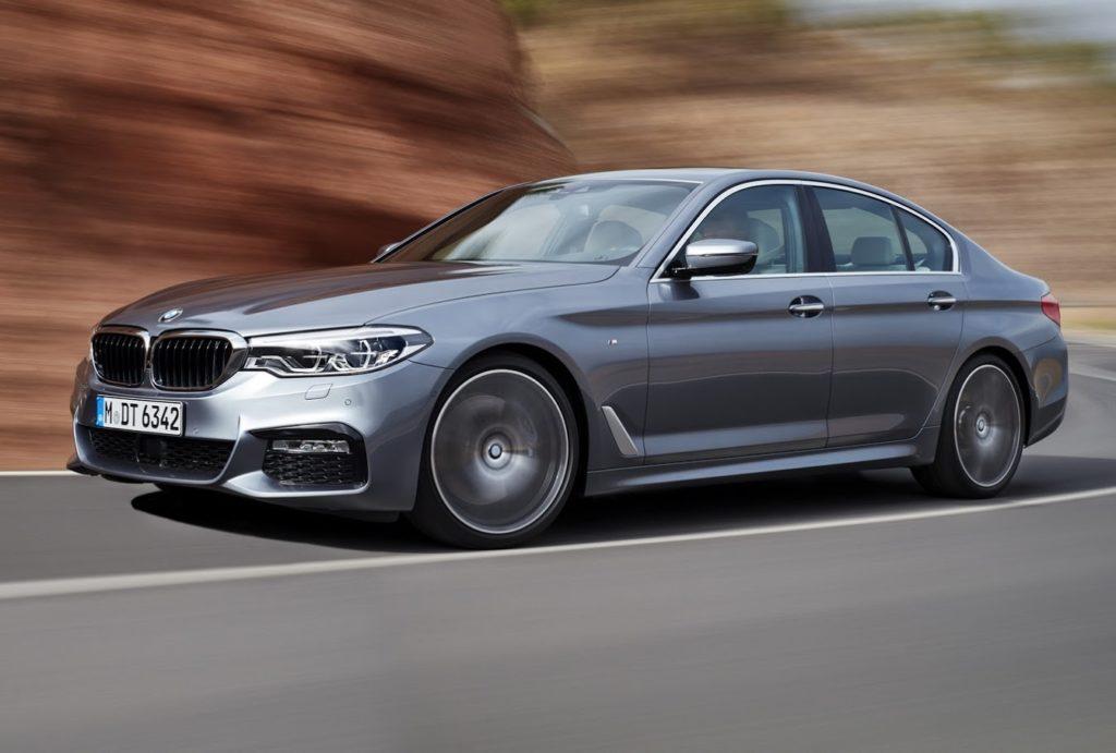 Nuova BMW Serie 5: porte aperte di lancio l'11 e 12 febbraio [VIDEO]