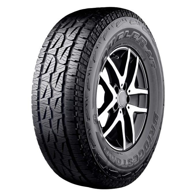 Bridgestone ha presentato il nuovo Dueler A/T 001