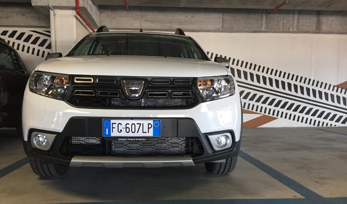 Dacia Sandero Stepway: le novità raccontate da Francesco Fontana Giusti [INTERVISTA]