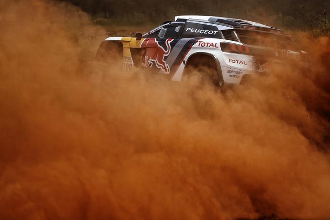 Peugeot alla prima difesa del titolo [SPECIALE DAKAR 2017]
