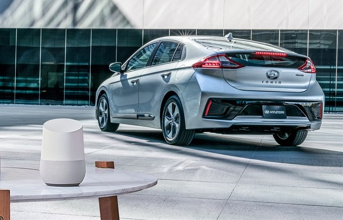 Hyundai, partnership con Google: il sistema Blue Link interagirà con Google Home