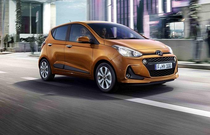 Nuova Hyundai i10, via agli ordini in Italia: listino da 10.500 euro [FOTO]
