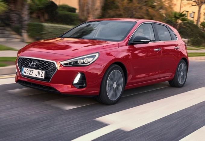 Nuova Hyundai i30: compatta e tecnologica [FOTO e VIDEO]