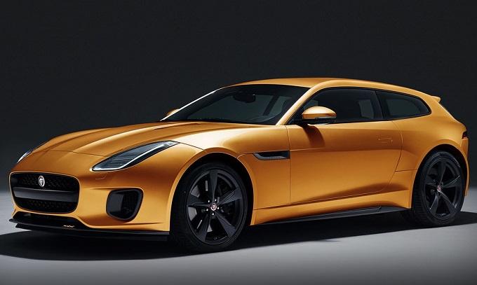 Jaguar F-Type Shooting Brake: la sportiva britannica in formato familiare [RENDERING]