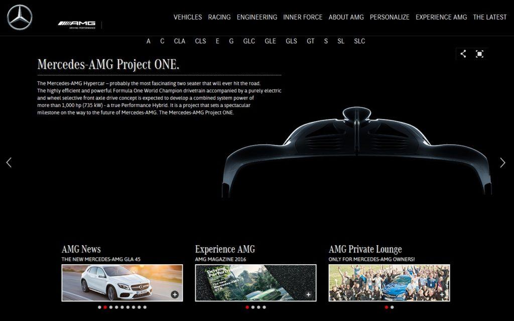 Mercedes-AMG Project One, confermato il nome della nuova hypercar estrema