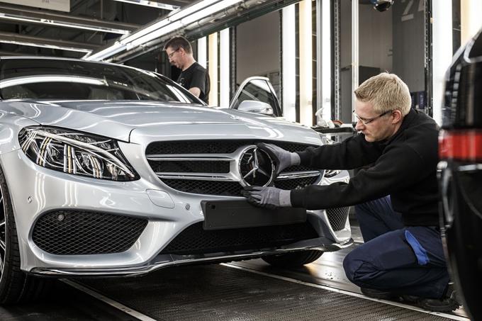 Mercedes, nuovo impianto in Russia: nel 2018 potrebbe partire la costruzione