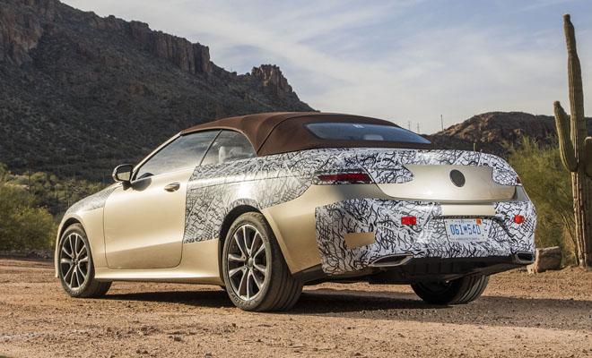 Mercedes-Benz-Classe-E-Cabriolet-2018-foto-modello-prova_01
