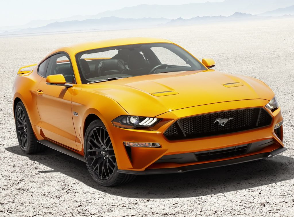 Ford Mustang MY 2018: immagini, informazioni e video del restyling – Tutto  auto web di Giuliano Latuga
