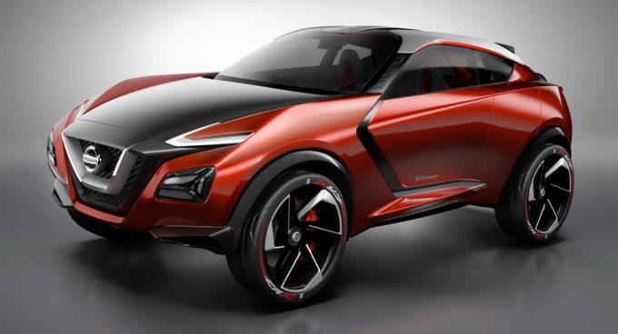 Nissan Juke e-Power Concept: sarà svelato al Salone di Tokyo