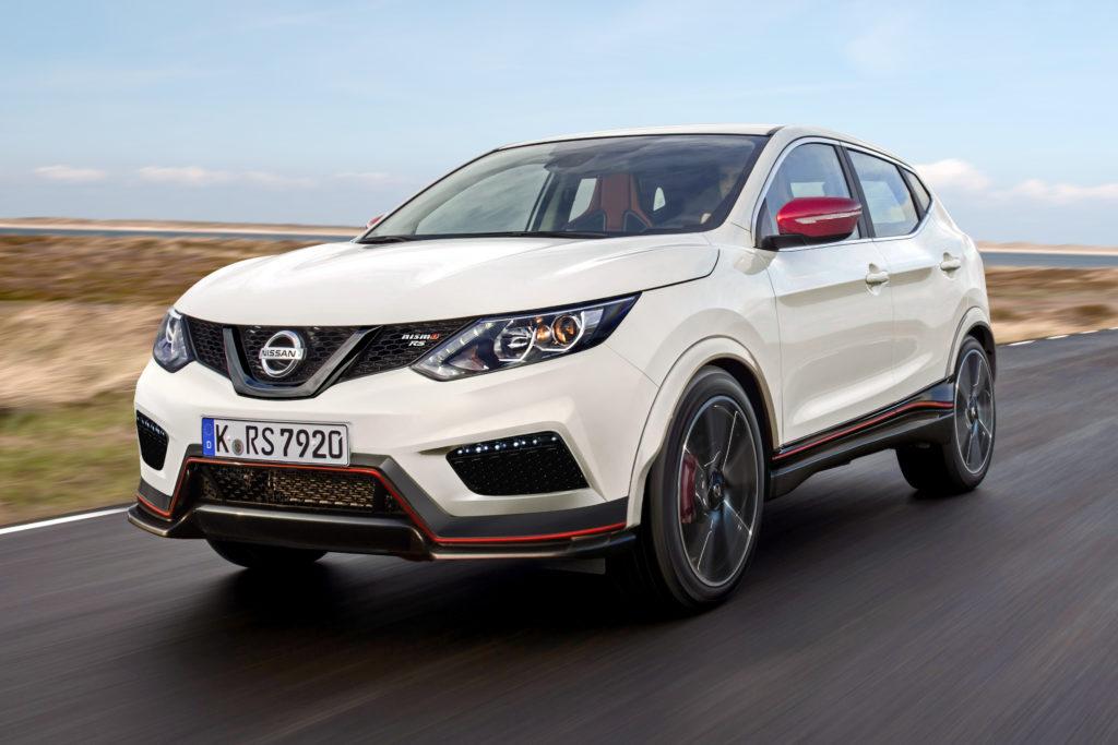Nissan qashqai news nissan qashqai foto e video nissan for Nissan farben qashqai