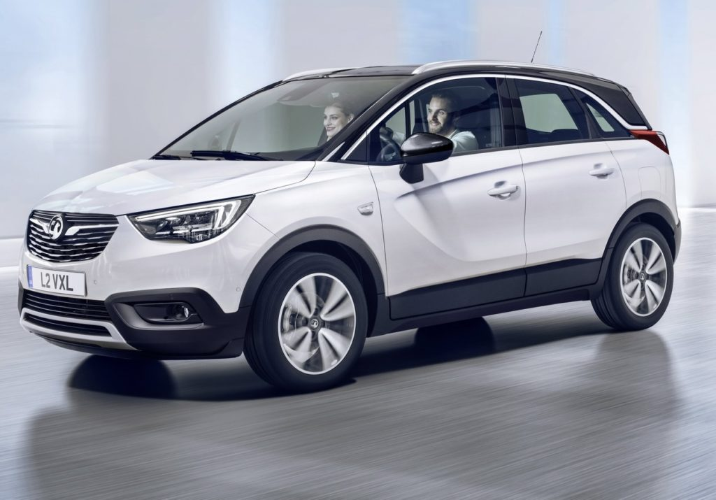Opel Crossland X, la Meriva diventa un piccolo Suv