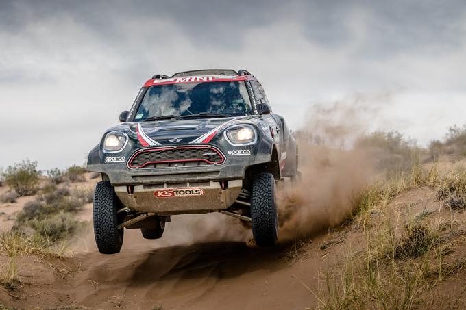 MINI - Dakar 2017