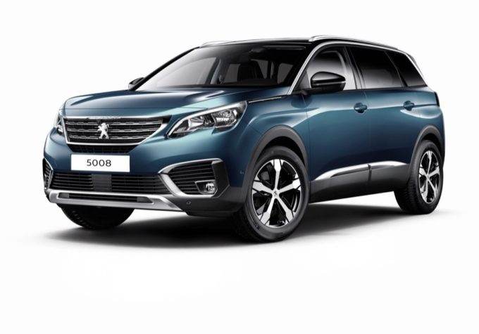 Peugeot 5008 MY 2017: la nuova dimensione del SUV a 7 posti [VIDEO]