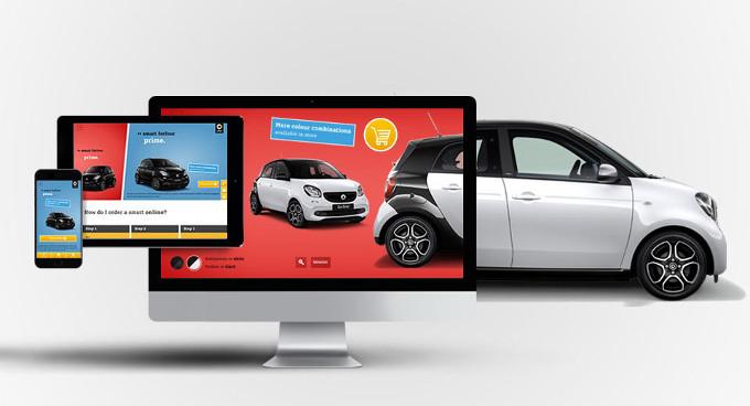 Acquistare una Smart Online è ora possibile in Inghilterra