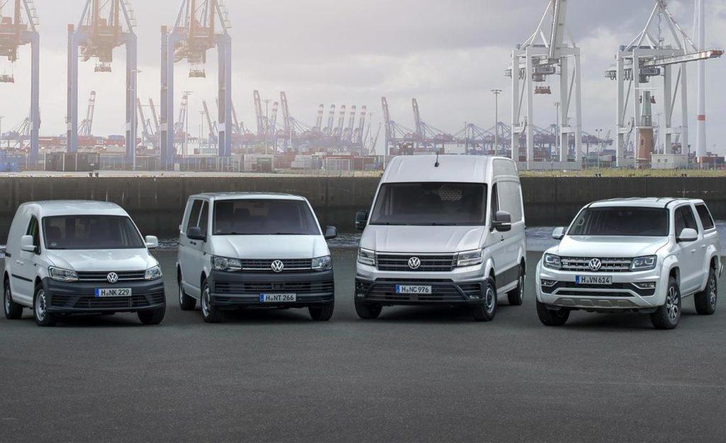 Volkswagen Veicoli Commerciali: 2016 da incorniciare con oltre 480.000 consegne (+11,4%)