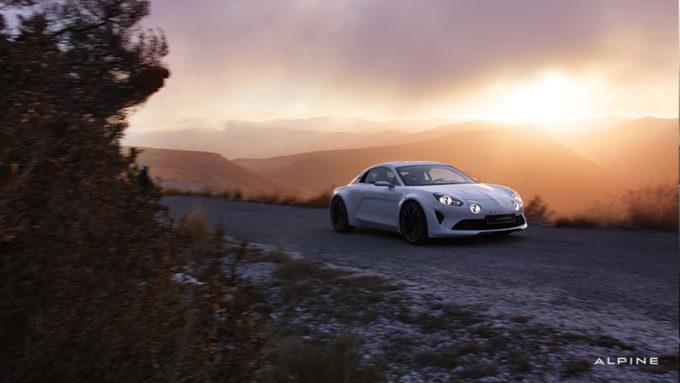 Alpine: la sportiva sarà svelata al Rally di Monte Carlo 2017