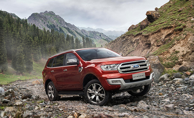 Nuovi Ford Bronco e Ranger: possibili affinità con l'Everest e con il Ranger europeo
