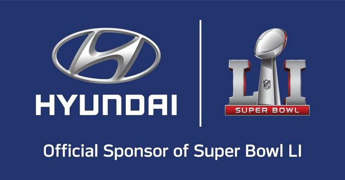Hyundai: sponsor ufficiale del Super Bowl LI