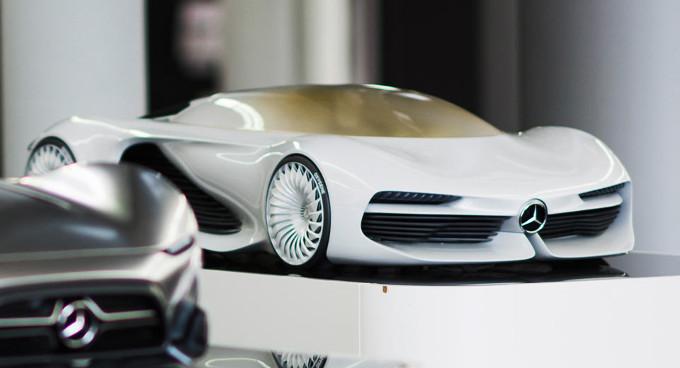 Mercedes Designer Team - Project One Teaser