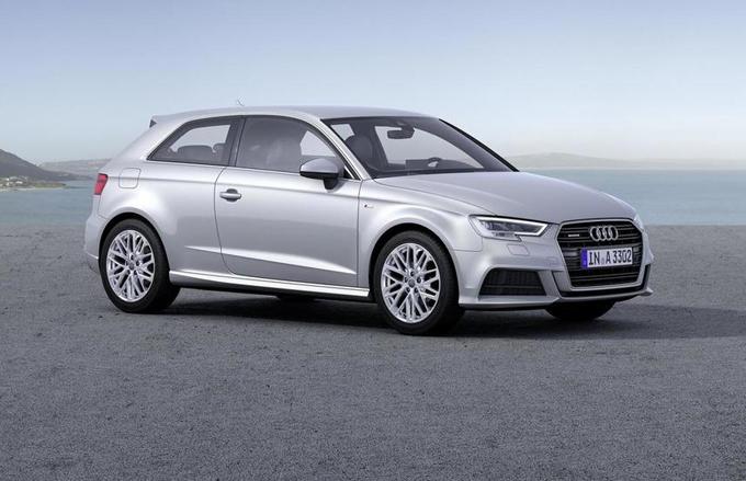 Audi A3: nuovo 1.6 TDI da 116 CV per la bestseller compatta