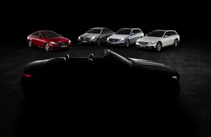 Mercedes Classe E Cabrio: debutterà a Ginevra [TEASER]