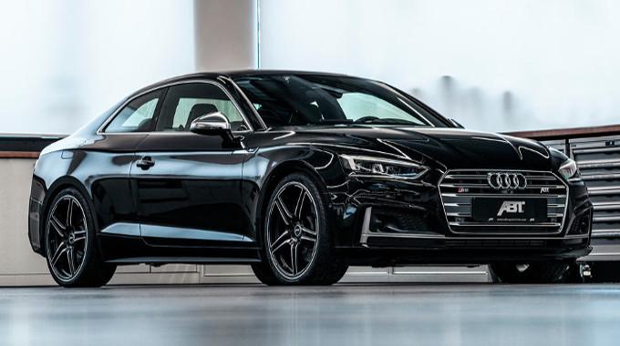 Nuova Audi S5 ABT: non rimpiangerete più i modelli RS [FOTO]