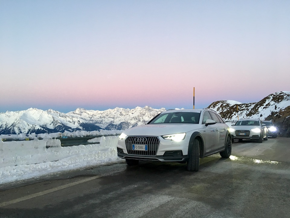 20quattro Ore delle Alpi con Audi A4 allroad quattro [VIDEO]