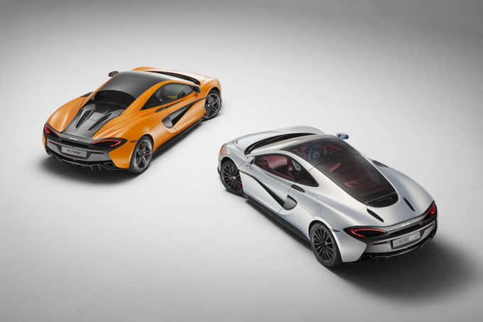McLaren Monaco verso la prima edizione del Salone dell'Auto del Principato di Monaco