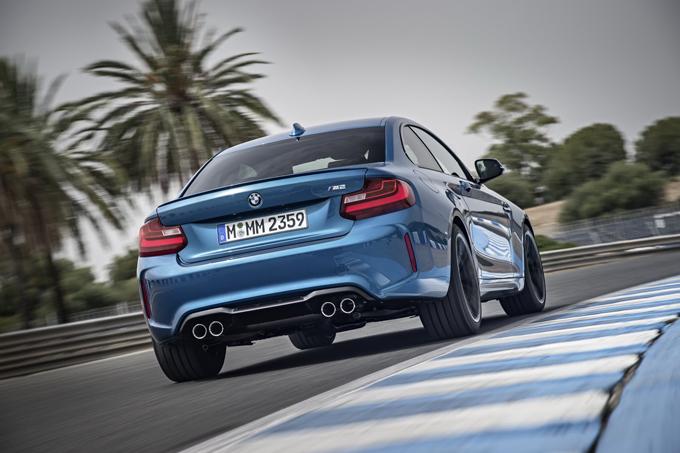 BMW M2: annunciata la M Performance Edition per gli Stati Uniti