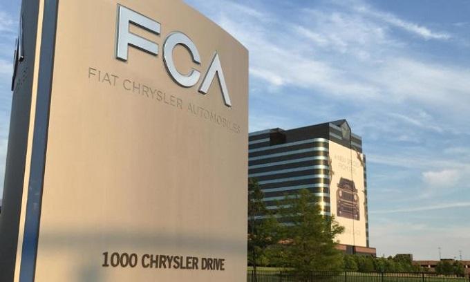 Fiat-Chrysler, General Motors smentisce le voci di fusione