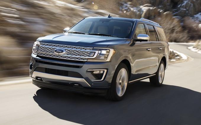 Ford: SUV e crossover raddoppieranno negli Stati Uniti entro il 2020
