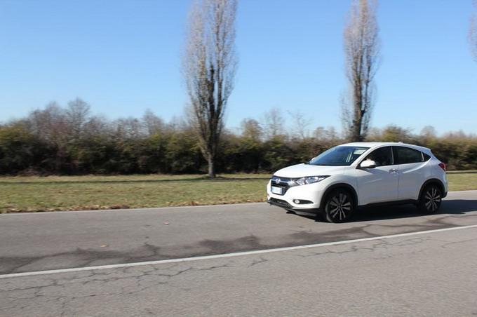 Honda HR-V 1.6 i-DTEC ADAS: il crossover compatto, tecnologico e parsimonioso [PROVA SU STRADA]