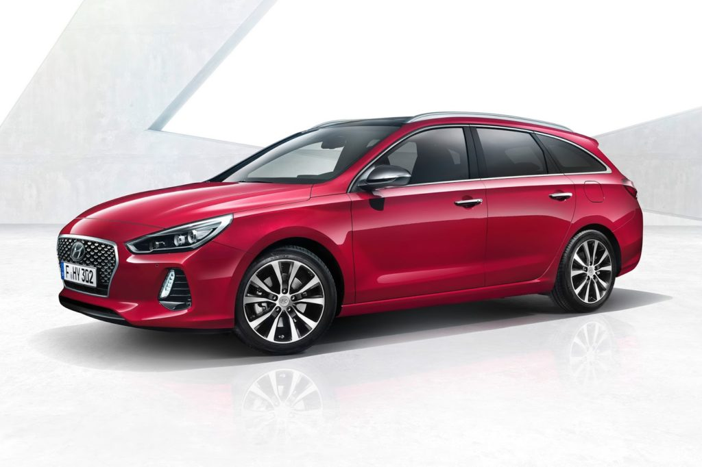 Nuova i30 wagon: primo teaser ufficiale