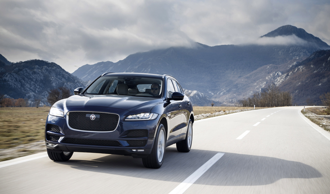 Jaguar: nuovi motori Ingenium per XE, XF e F-Pace