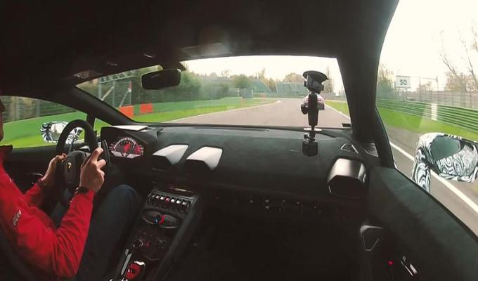 Lamborghini Huracan Performante: on board camera a Imola [VIDEO]
