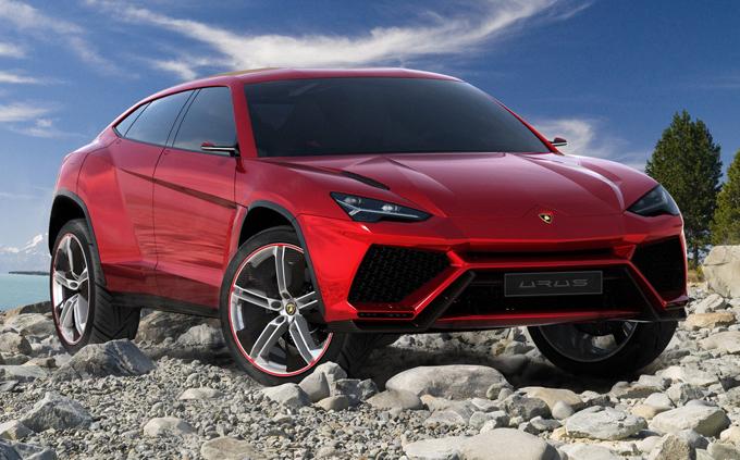 Lamborghini Urus: la produzione scatterà nel mese di aprile