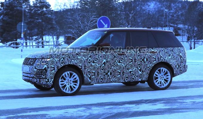 Range Rover Velar, debutto al Salone di Ginevra